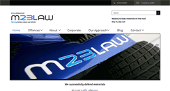 Preview of m23law.co.uk